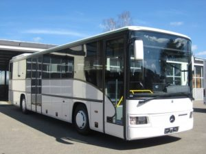 leasing Mercedes-Benz Integro O 550