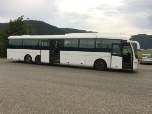 leasing Scania Irizar i4 High 14,36.32 z niemiec