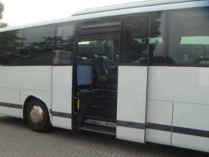leasing autobusów z zagranicy mercedes benz